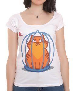 Obur Kedili T-Shirt