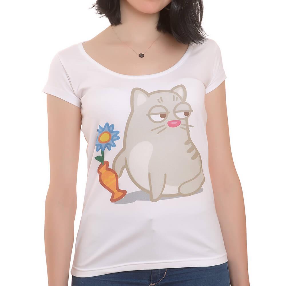 Muzur Kedili T-Shirt