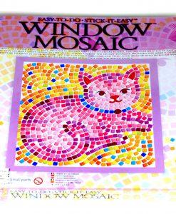 Kedili Kendin-Yap Mozaik Seti